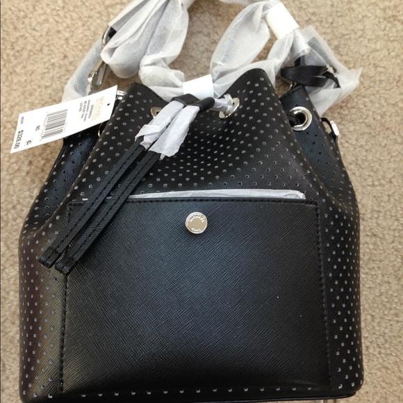 770afbe145a83 Michael Kors Medium Greenwich Bucket Bag